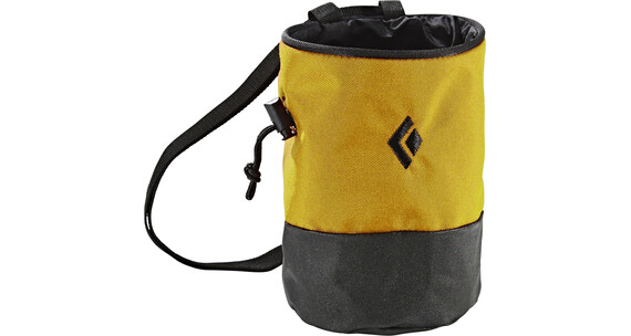 Black Diamond Mojo Zip Chalkbag M-L Ochre